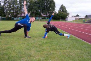 Philosophie Athletik bei der Alpenkick Fussballschule