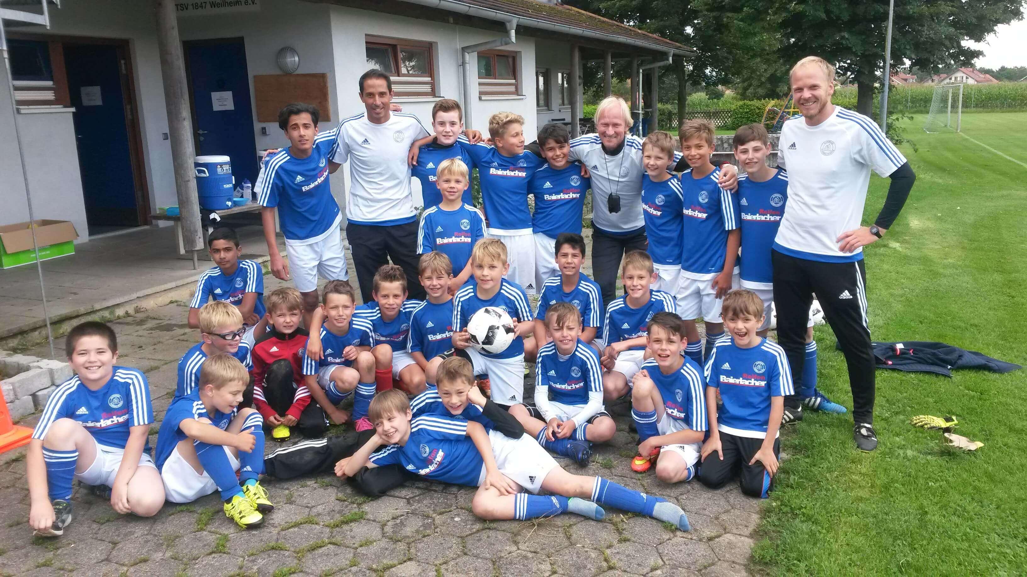 Bild für Eindrücke vom Feriencamp in Weilheim