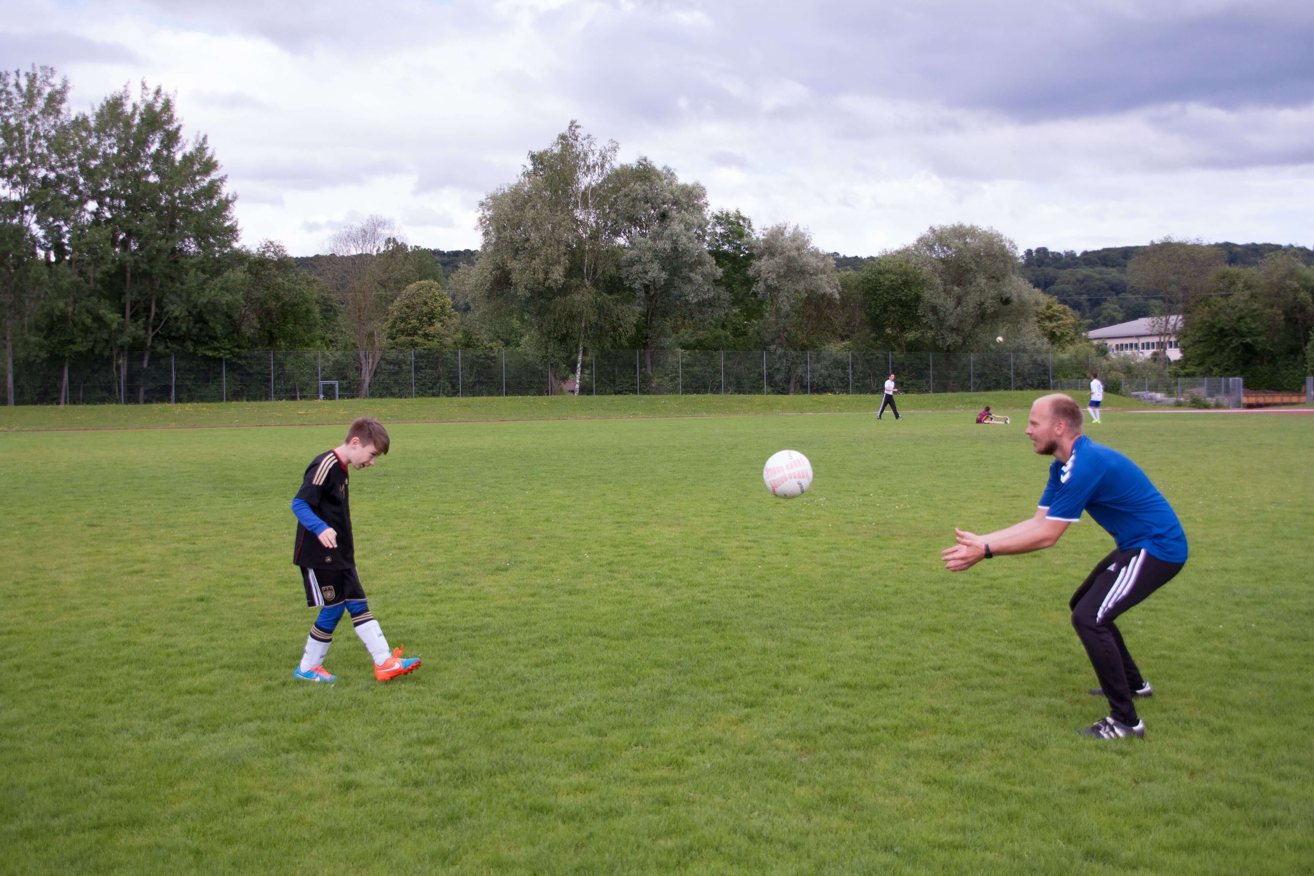 Philosophie Rehabilitation bei der Alpenkick Fussballschule