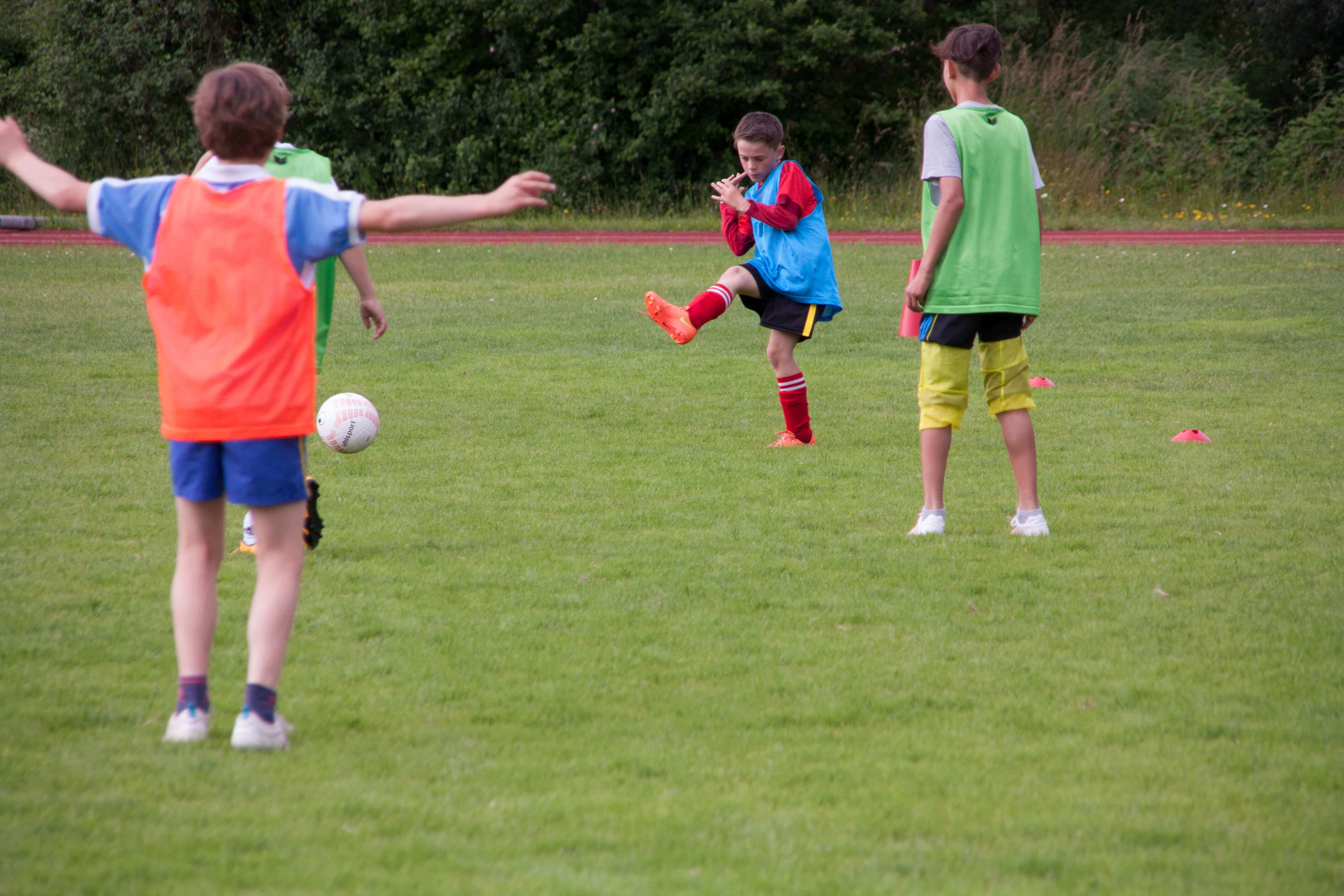 Die Fussballschule übernimmt Vereinstraining