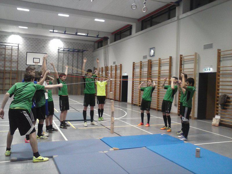Mentaltraining Alpenkick Fussballschule