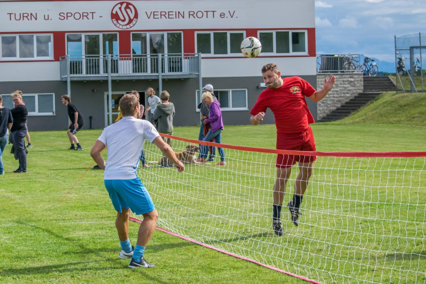 Bild für Fussball-Tennis-Turnier beim TSV Rott/Lech