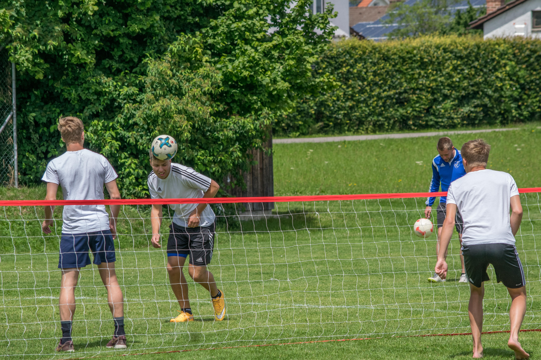 Bild für 2. Alpenkick Fussball-Tennis-Turnier beim TSV Rott/Lech