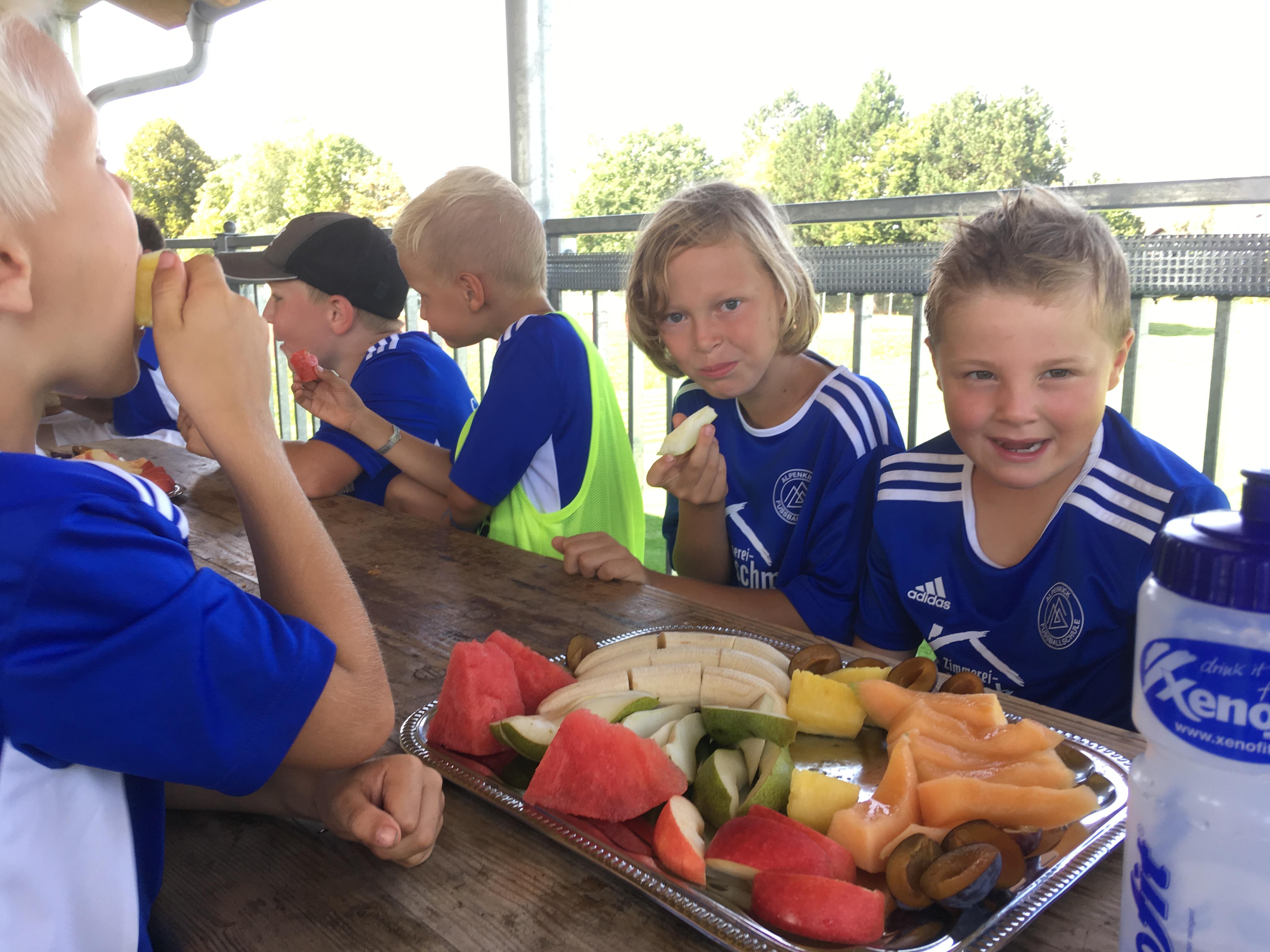 Bild für Sommercamp beim TSV Rott