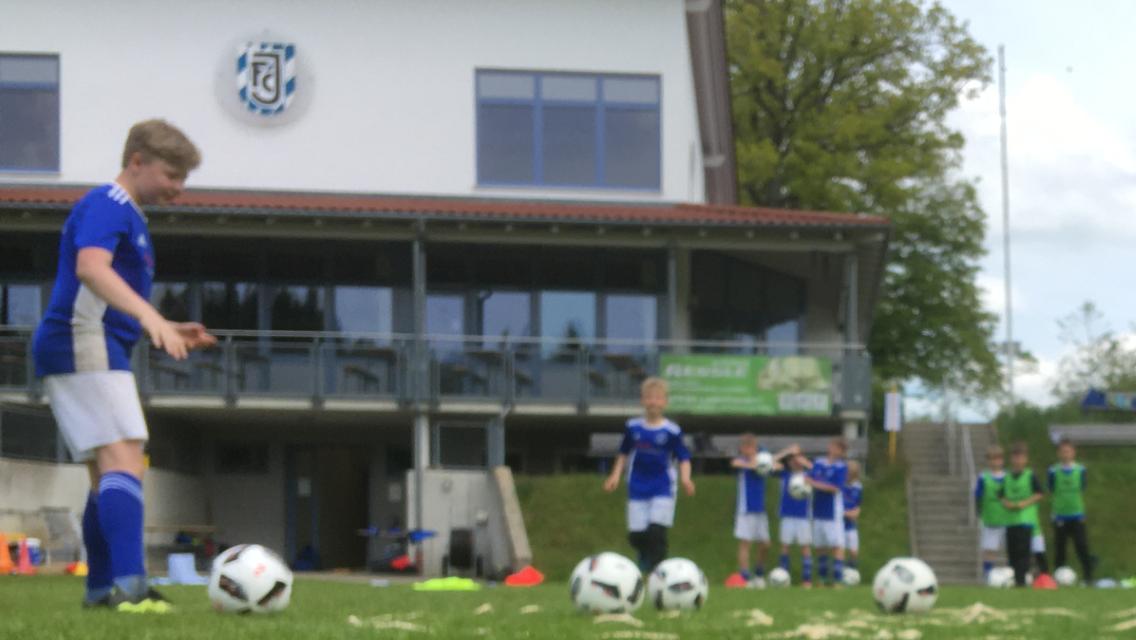 Bild für Pfingstcamp beim FC Issing